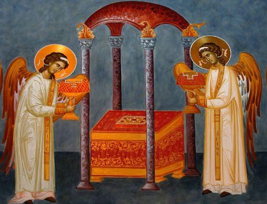 Anđeli - liturgija