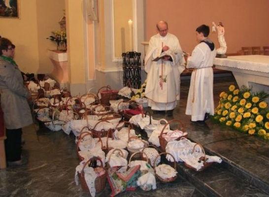 Uskrsni blagoslov jela