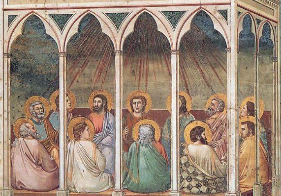 Giotto, Duhovi