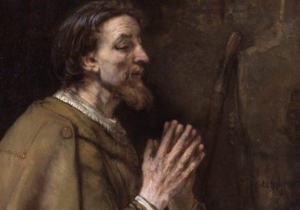 Rebrandt, Sveti Jakov Stariji