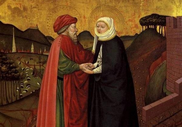 Sveti Joakim i sveta Ana