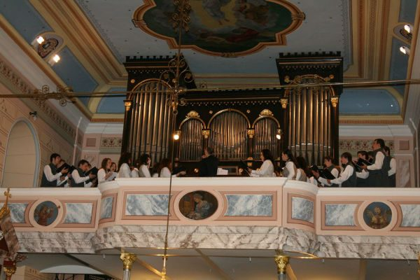 Zbor mladih Varaždinske biskupije