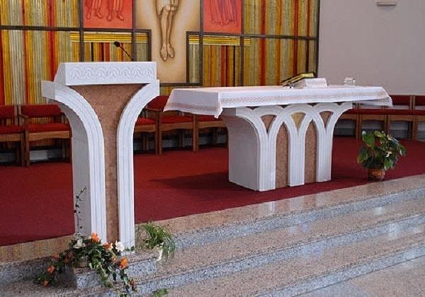 Svetište Gospodnje, svetište Gospodnje!