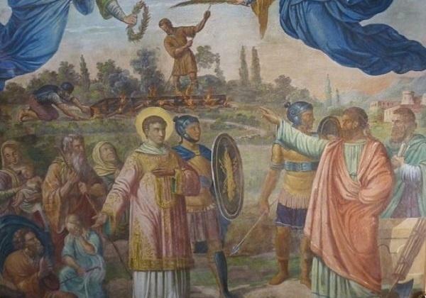 Sveti Lovro, đakon i mučenik
