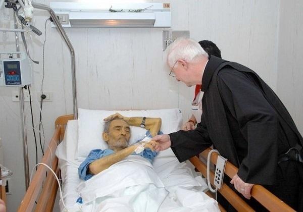 Liturgijski blagoslov bolesnika