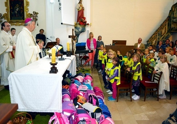 Školsko bogoslužje