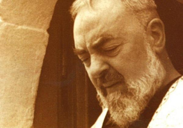 Sveti otac Pio iz Pietrelcine