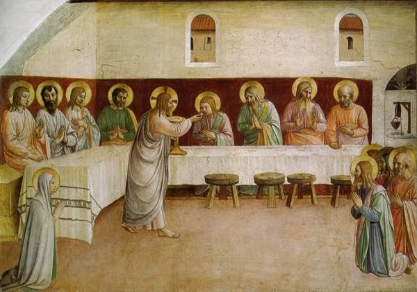 Fra Angelico, Pričes apostola