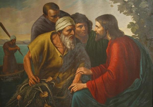 Isus, Ivan i Jakov