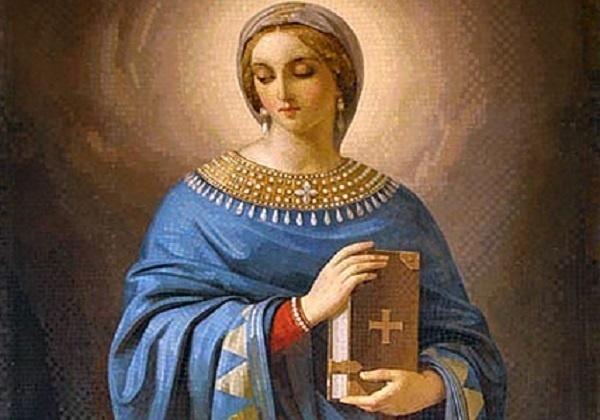 Liturgijski spomen svete Anastazije