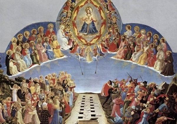 Meditacija uz svetkovinu Svih svetih (B)