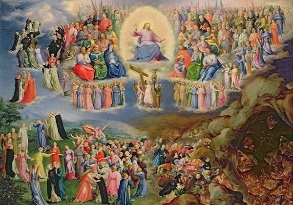 Svi sveti – nacrt za homiliju
