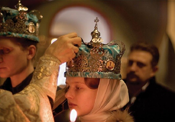 pravoslavna mladenka