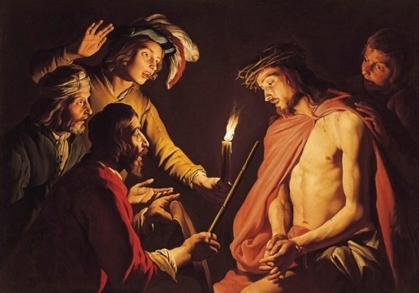 Isus Krist – Kralj svega stvorenja (B)