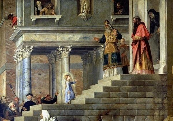 Blagdan Marijina prikazanja u Hramu