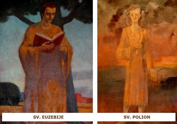 sv. Euzebije i Polion