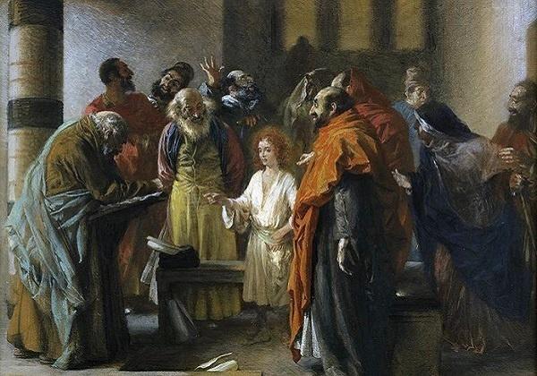 Sveta Obitelj Isusa, Marije i Josipa (C) – komentar evanđelja