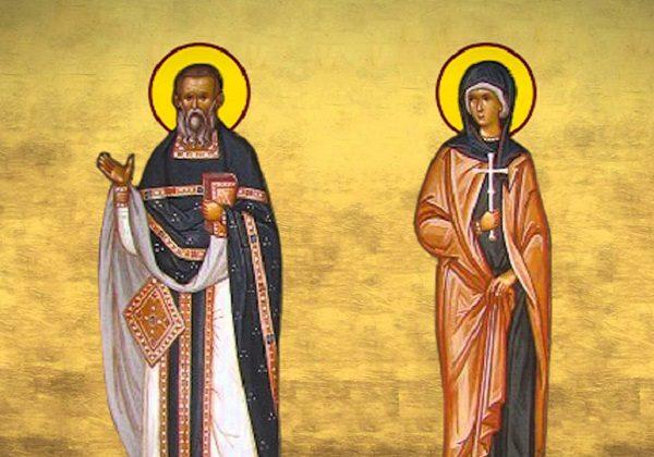Sv. Montan i sv. Makisma