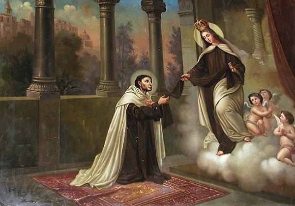 Blažena Djevica Marija od brda Karmela