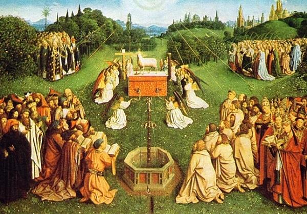 Štovanje svetaca u liturgiji