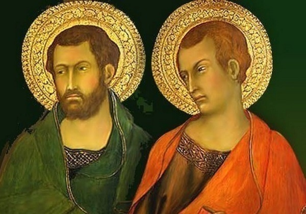 Sveti Šimun i Juda Tadej