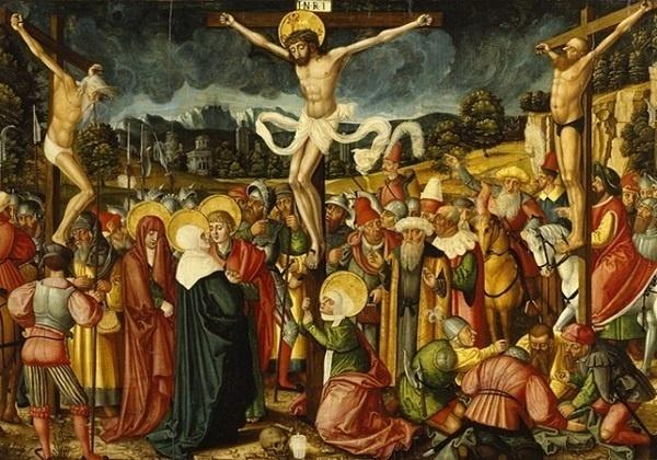 Isus Krist, Kralj svega stvorenja (C) – komentar evanđelja