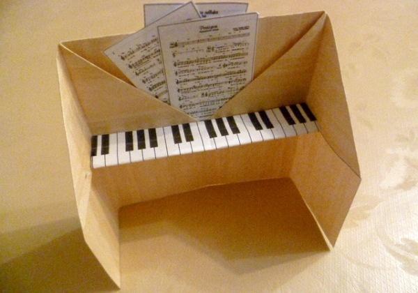 Klavir od papira