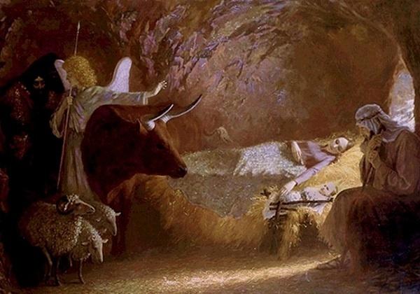 Čudesna noć – božićni igrokaz