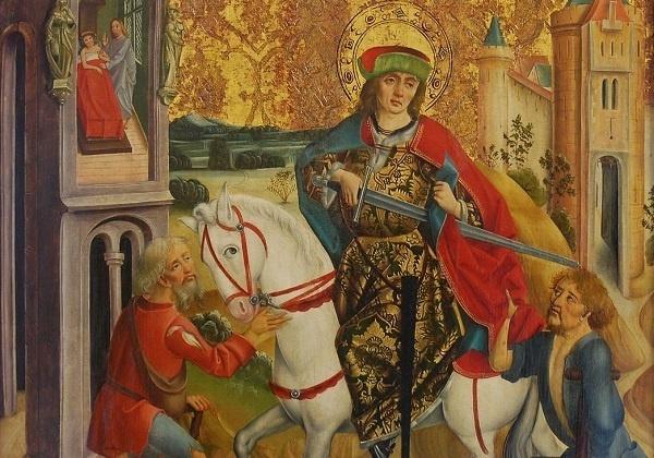 Sveti Martin – izvanzemaljac (igrokaz)