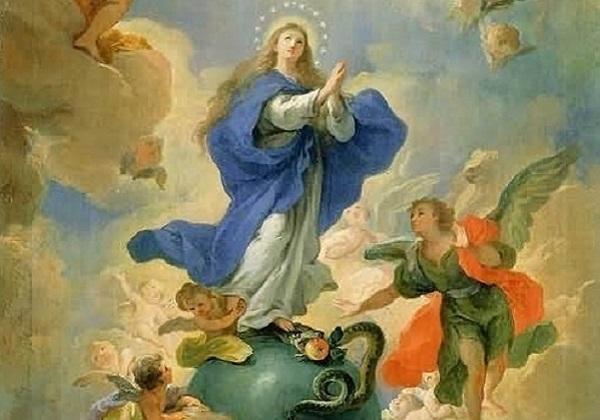 Bezgrješno začeće Blažene Djevice Marije – Vjera i djela