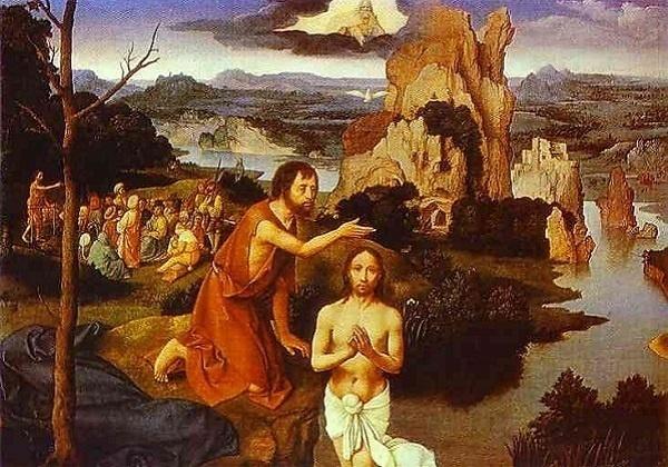 Krštenje Gospodinovo (B):  – prijedlog za liturgijsko pjevanje