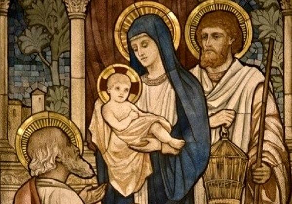 Marija obasjava Hram – razmišljanje uz Prikazanje Gospodinovo