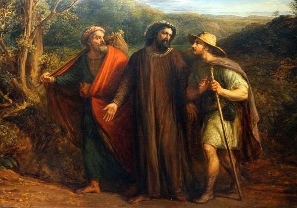 3. vazmena nedjelja (A) – komentar evanđelja