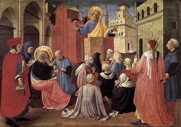 2. vazmena nedjelja (A) – nacrt za homiliju