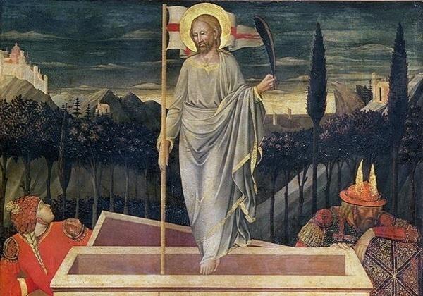 Uskrs – nacrt za homiliju