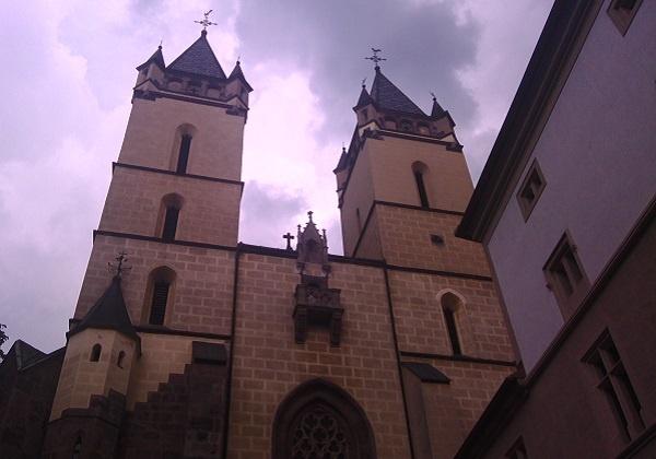 Ključ razumijevanja vjere na vratima Slovačke