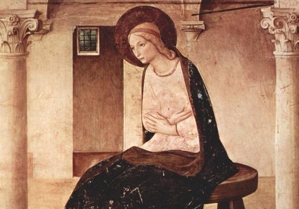 Hvalospjev Marijin  (molitvena ura)
