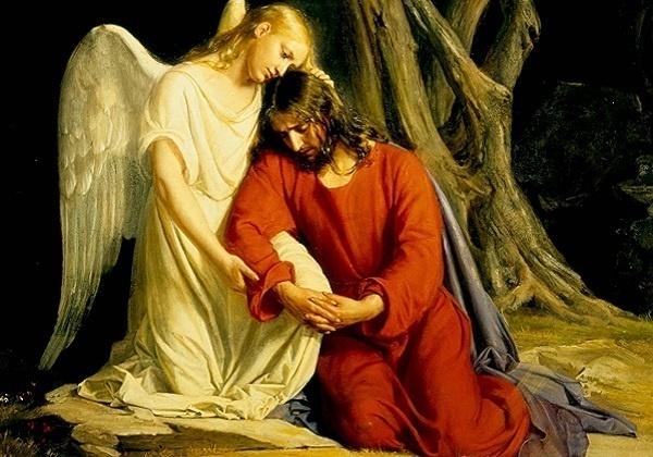 S Isusom u Maslinskom vrtu