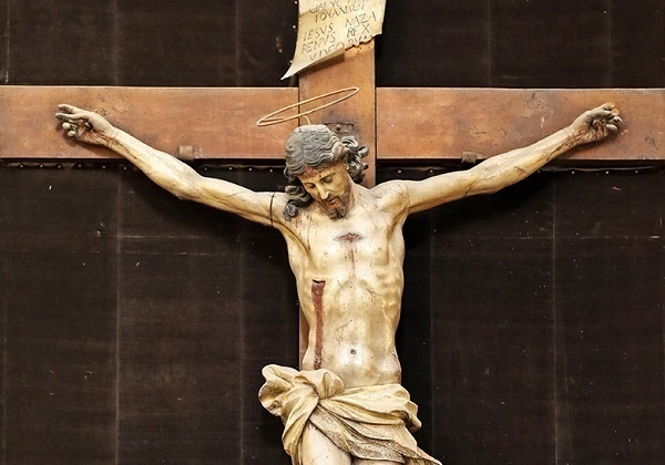 Sedam Isusovih riječi na križu (euharistijsko klanjanje)