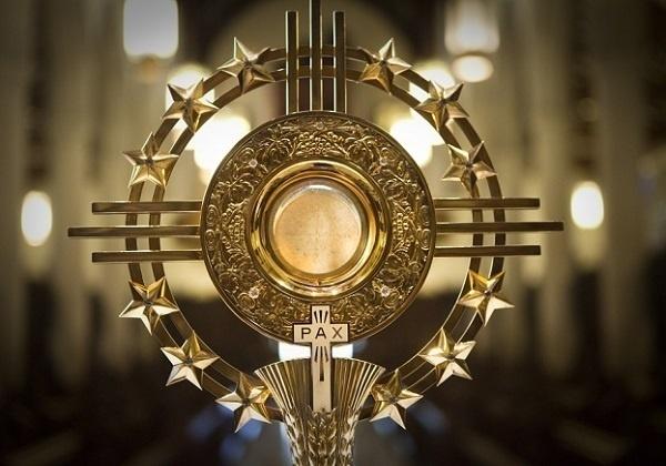 Molitva Gospodnja (euharistijsko klanjanje)
