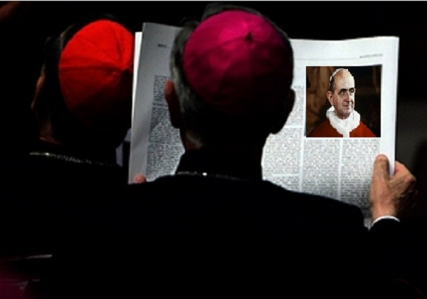 Papa i biskupi (Velika lekcija IV. rimske biskupske sinode)
