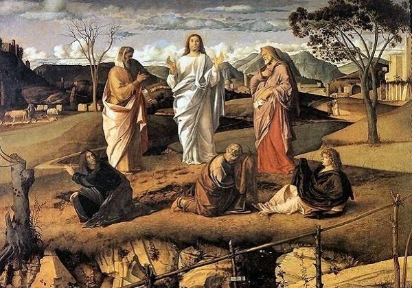 Razmatrati Božje Lice na zemlji – razmišljanje uz Preobraženje Gospodinovo