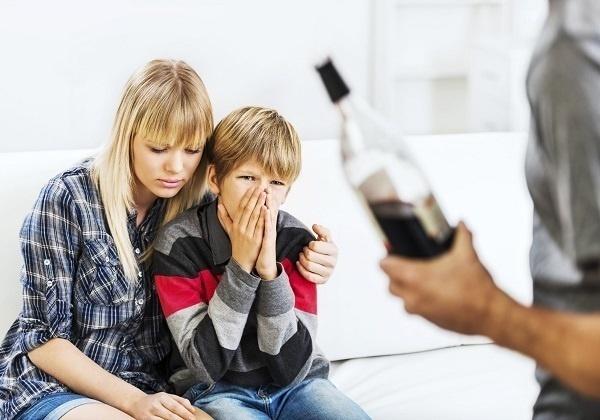 Obitelj i alkoholizam