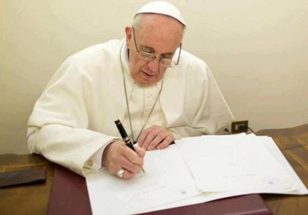 """Apostolsko pismo pape Franje """"Magnum principium"""""""