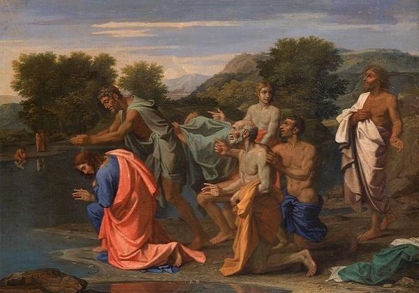 Krštenje Gospodinovo (B) – homilija
