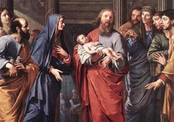 Prikazanje Gospodinovo u Hramu – nacrt za homiliju