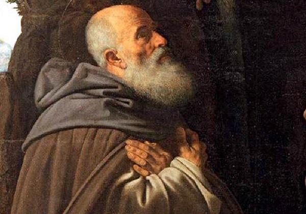 Sveti Pavao Pustinjak, sveti Antun Pustinjak i sveti Pahomije