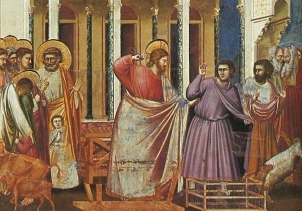 3. korizmena nedjelja (B) – komentar evanđelja