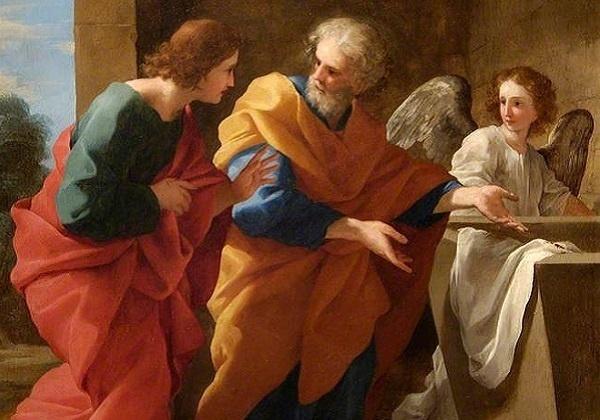 Nedjelja uskrsnuća Gospodinova – nacrt za homiliju