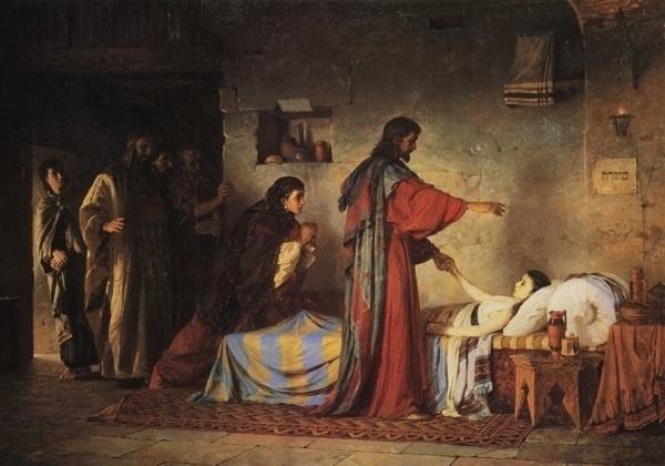 13. nedjelja kroz godinu (B) – prijedlog za liturgijsko pjevanje